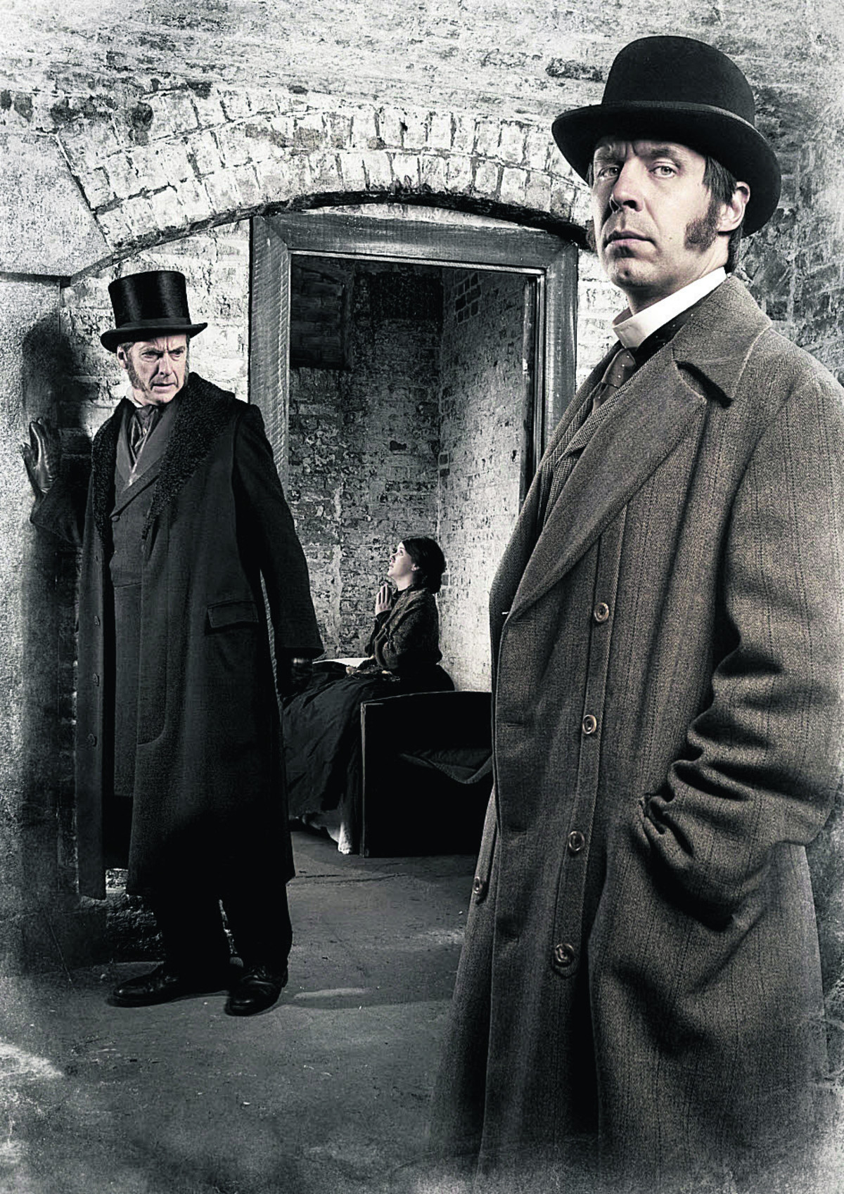 Forward 100 years, as second period TV drama is filmed in Corsham
