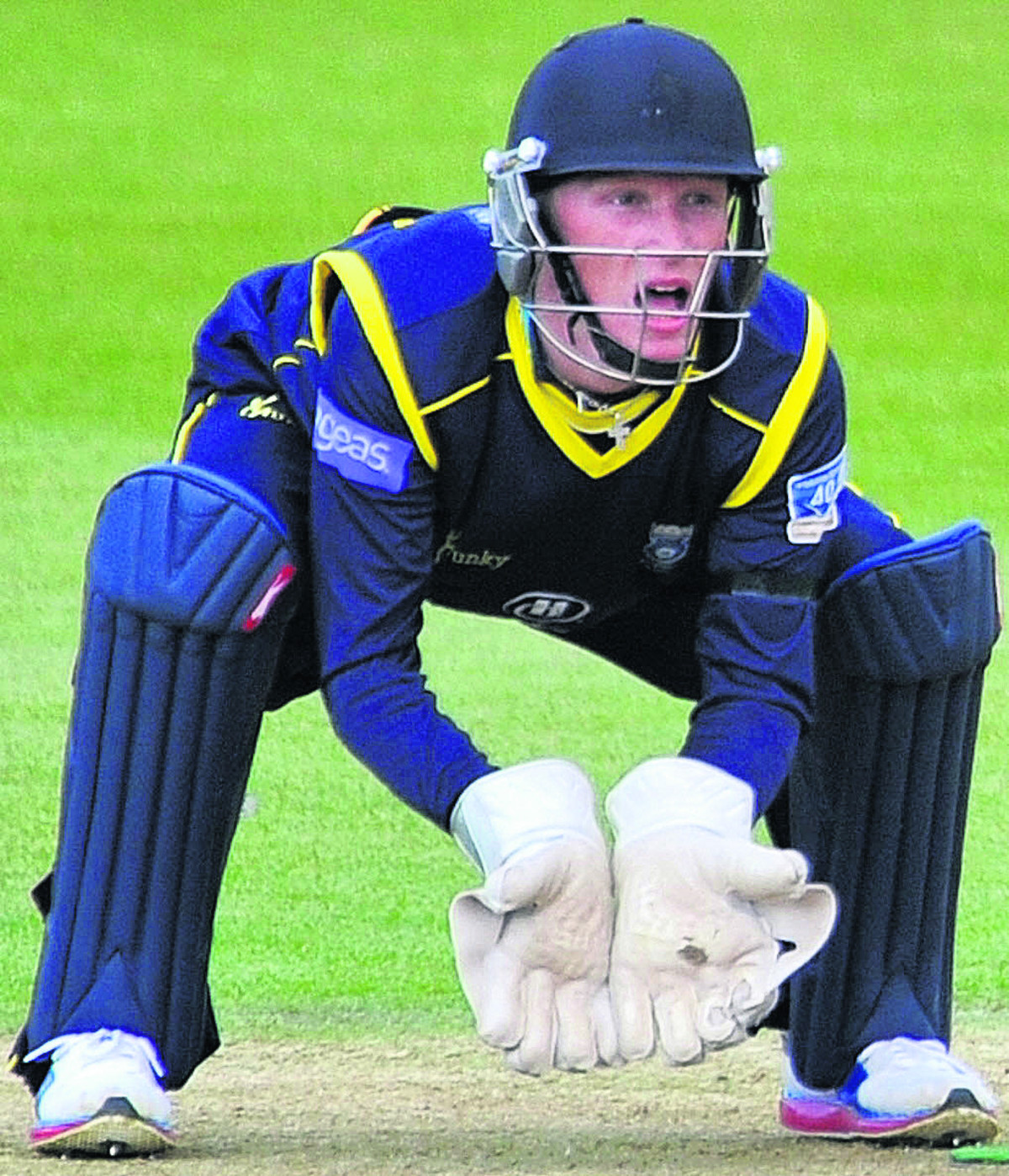 Hampshire's Tom Alsop