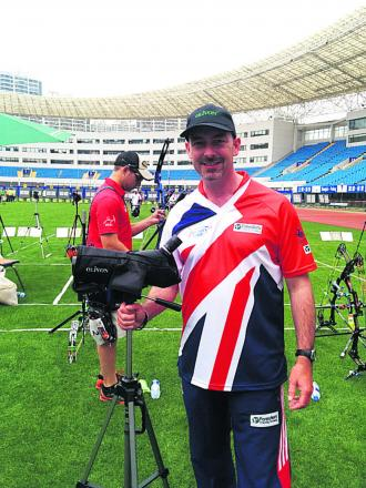 Mark Rudd is hoping for more World Cup experience wiith Great Britain