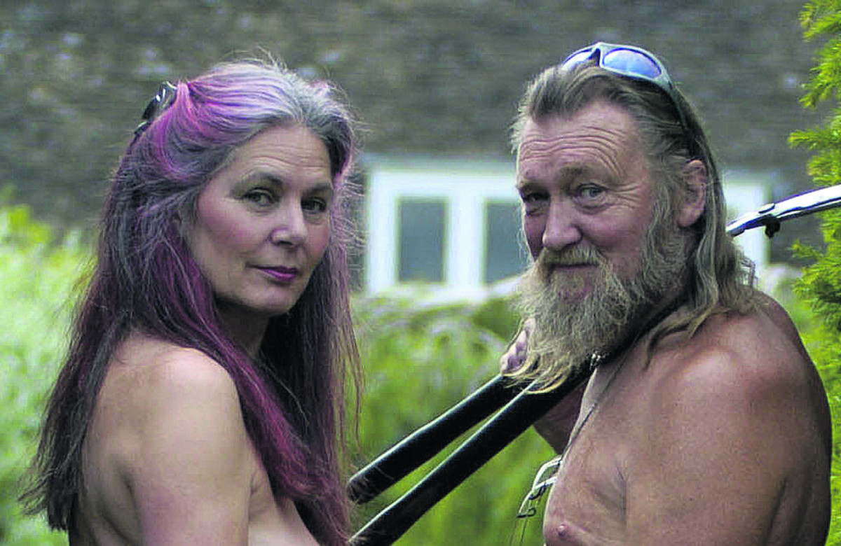 Upset in Garden of Eden as Malmesbury's Naked Gardeners to divorce