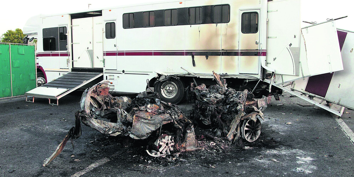 Manton stable boys counselled after horse box involved in M11 tragedy