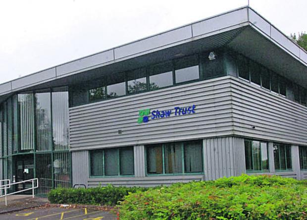 The Wiltshire Gazette and Herald: The Shaw Trust headquarters at the White Horse Business Park, Trowbridge
