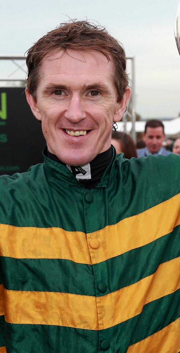 The Wiltshire Gazette and Herald: Champion jockey AP McCoy