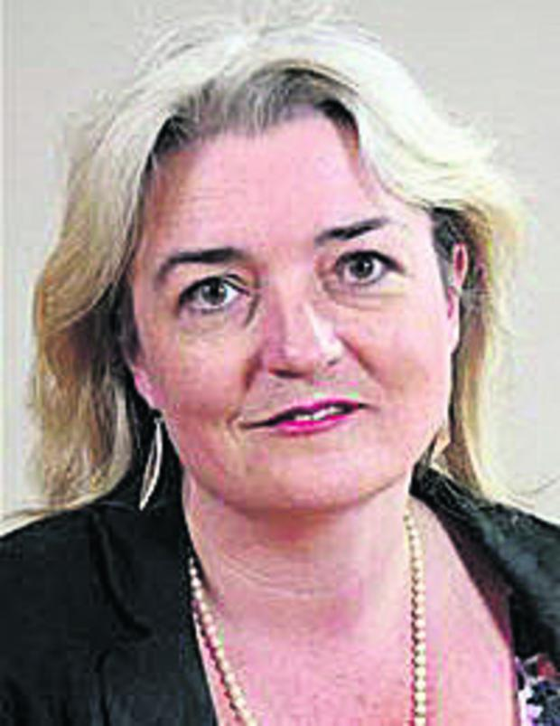 The Wiltshire Gazette and Herald: Dr Helena McKeown, a Salisbury GP who is also a Liberal Democrat councillor