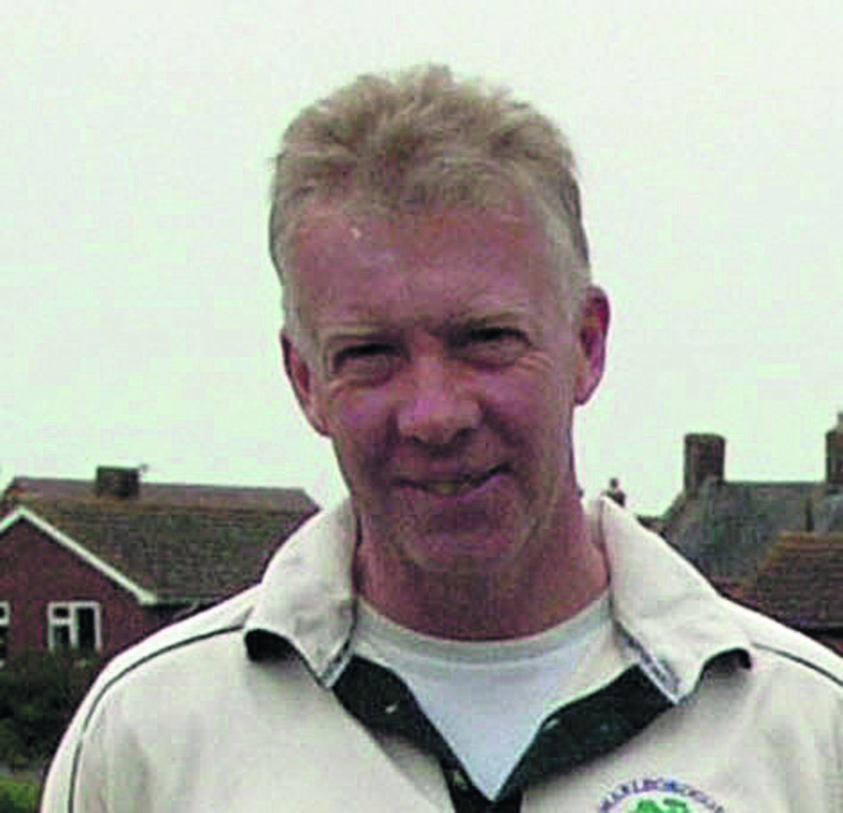 Simon Wells, chairman of Marlborough Cricket Club