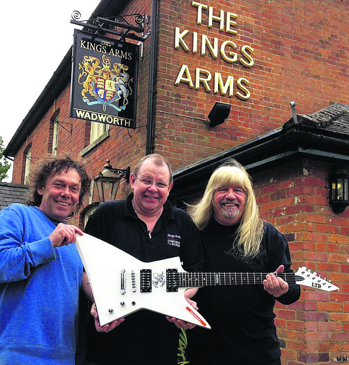 Hopes of sell-out and good weather for All Cannings' Concert at the Kings