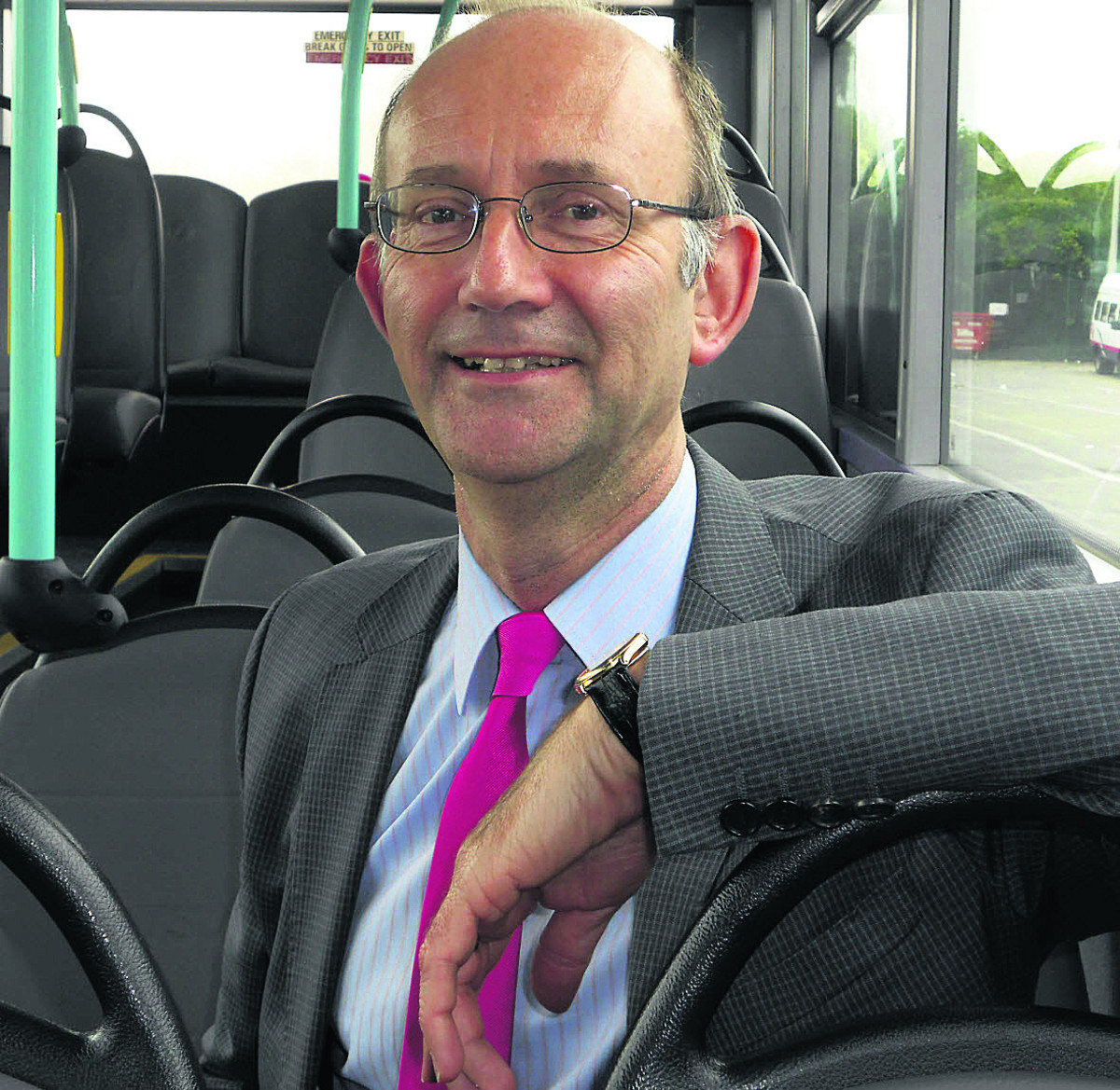 Overhaul due for bus ticket prices