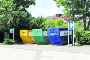 Recycle cuts scaled back for Wiltshire