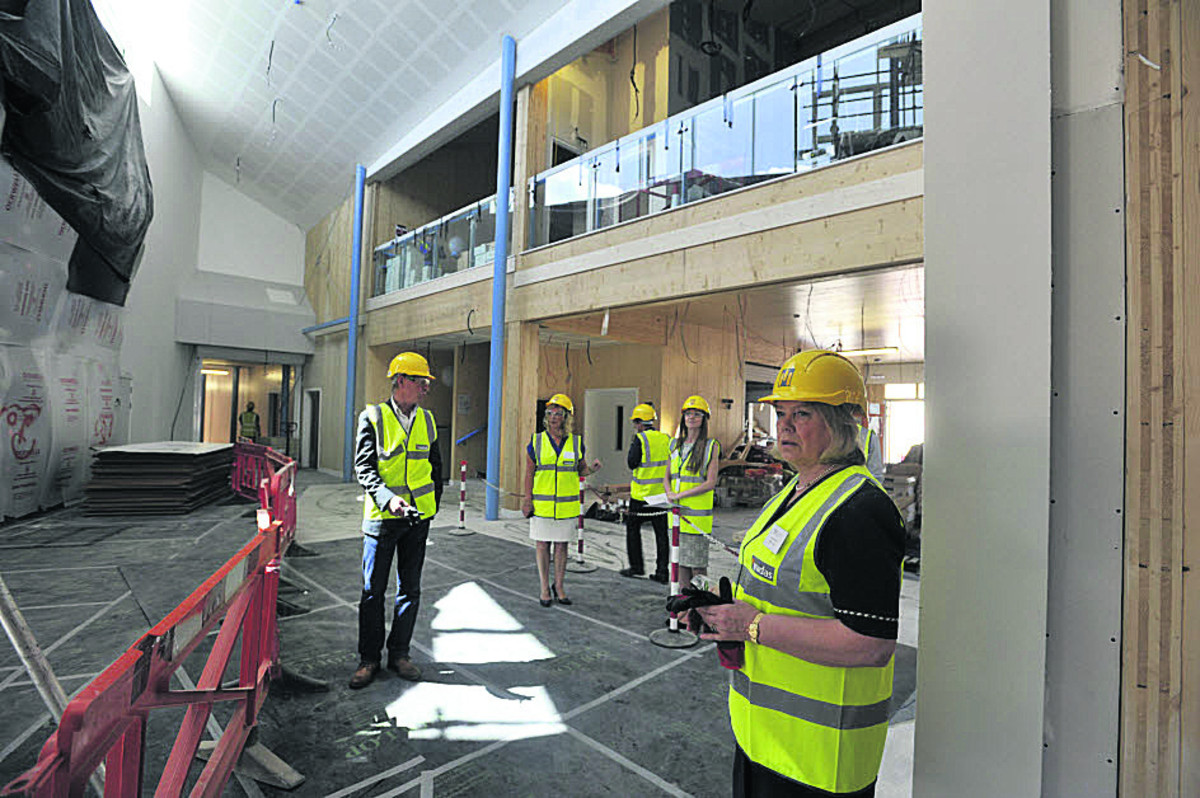 Corsham's Springfield Campus to open by the end of July