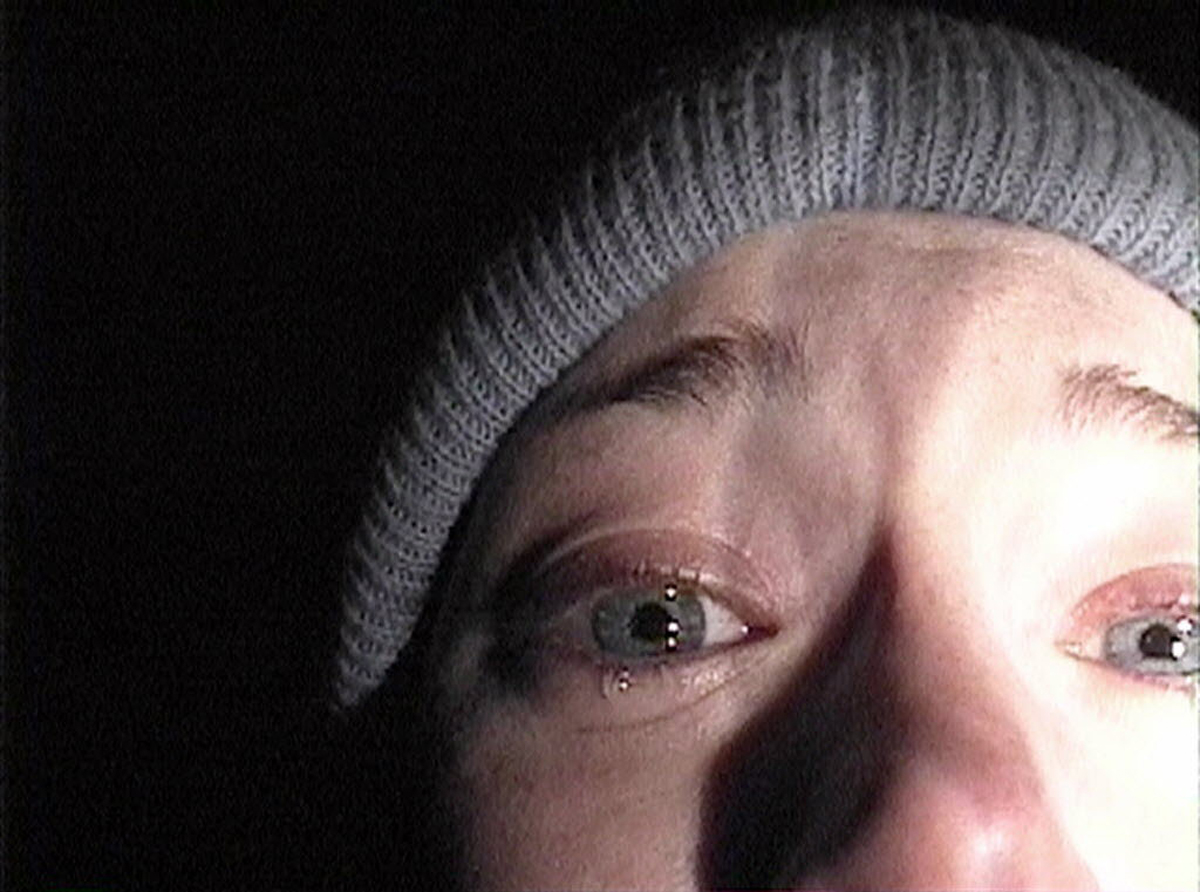 Blair Witch in the woods failed to capture imaginations