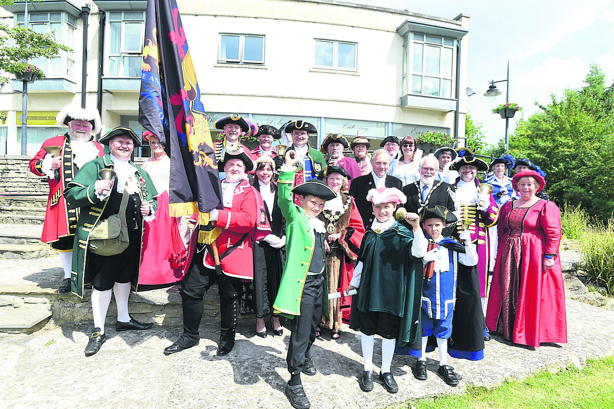 Calne town criers championship