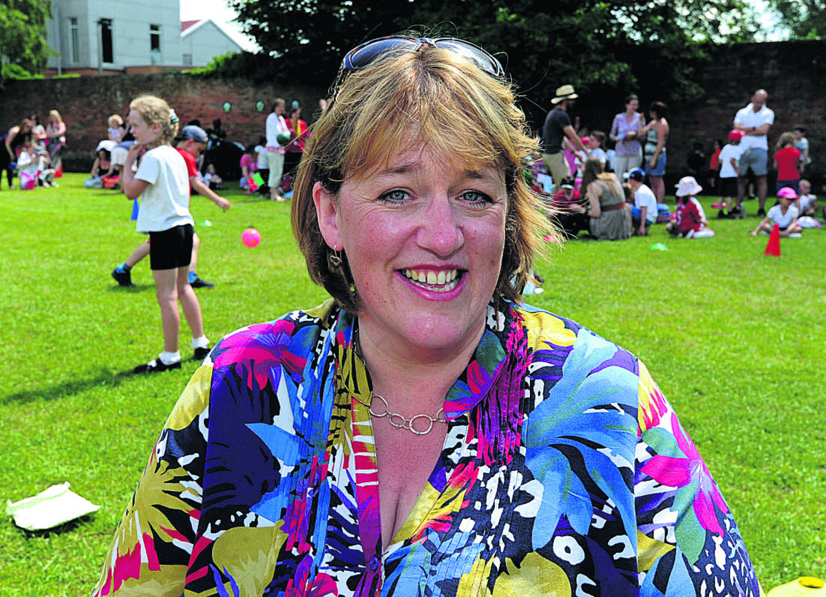 New Southbroom headteacher Caroline Jackson has been at the Devizes school for three years