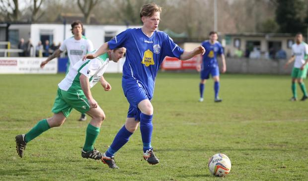 The Wiltshire Gazette and Herald: Harley Purnell has left Chippenham Town