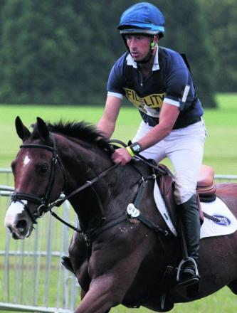 Tim Price is in the New Zealand squad for this summerr's World Equestrian Games