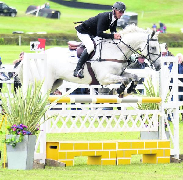 BARBURY HORSE TRIALS: The local heroes do it again