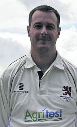 Darran Freegard took five wickets for Burbage & Easton Royal