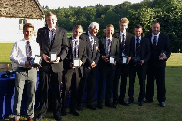 GOLF: Wiltshire boys claim national finals prize