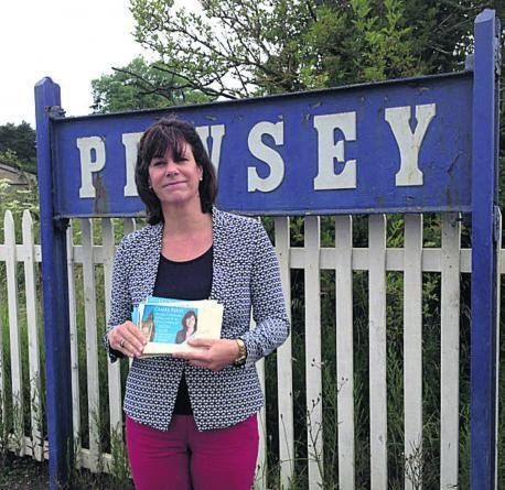 The Wiltshire Gazette and Herald: Devizes MP Claire Perry