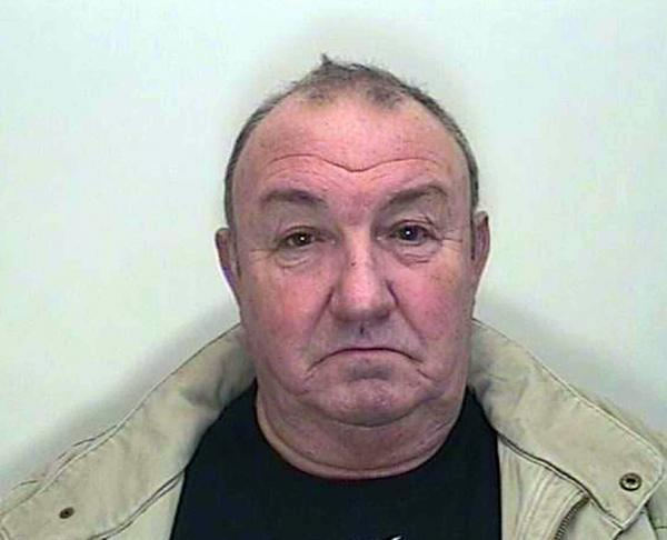 Pensioner Christopher Tiley, who groomed and then tried to rape a young girl, has been jailed for ten years and nine months