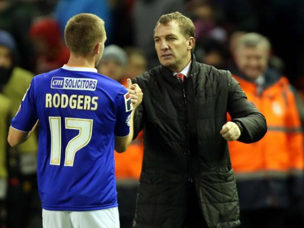 The Wiltshire Gazette and Herald: Anton Rodgers, the son of Brendan Rodgers, is on trial at Swindon Town