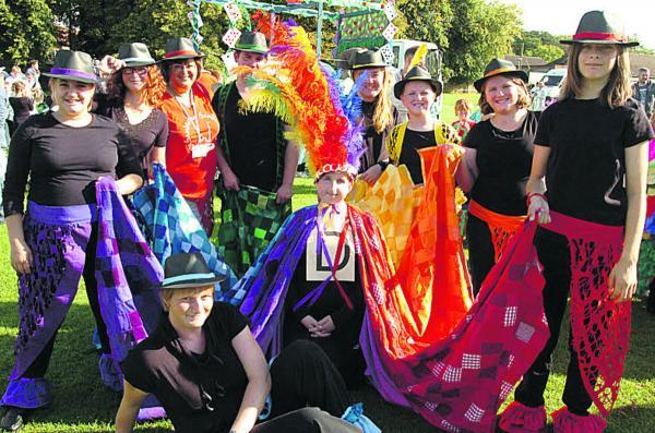 Activities have included participation in Devizes Carnival