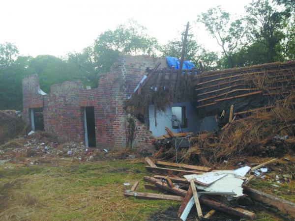 Historic Great Bedwyn cottage demolished before English Heritage can protect it