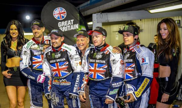 The victorious Britain team PICTURE BY MATTHEW USHER