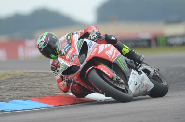 Tommy Bridewell, pictured in action at Thruxton yesterday (Picture by Paul Korkus)