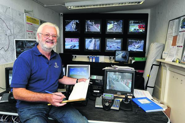 Noel Woolrych is appealing for CCTV volunteers