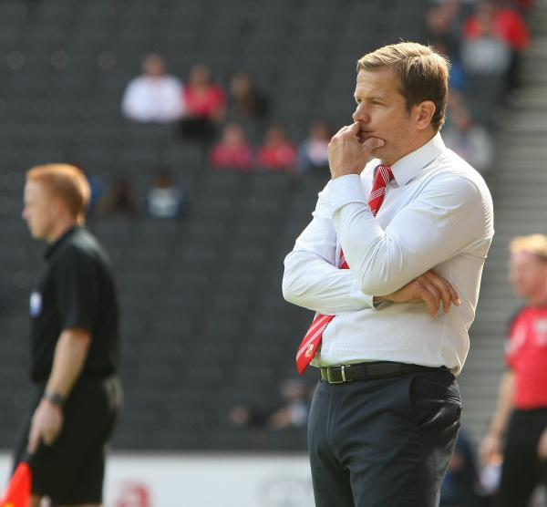 Back-line thinking for Swindon chief
