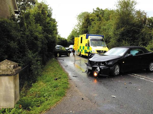 Campaign steps up after another Mile Elm  crash