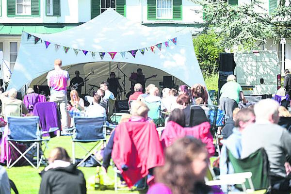 Picnic in the Park really showed off Hillworth Park on Sunday