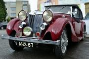 Classic car show will boost Shalbourne Pavilion Appeal