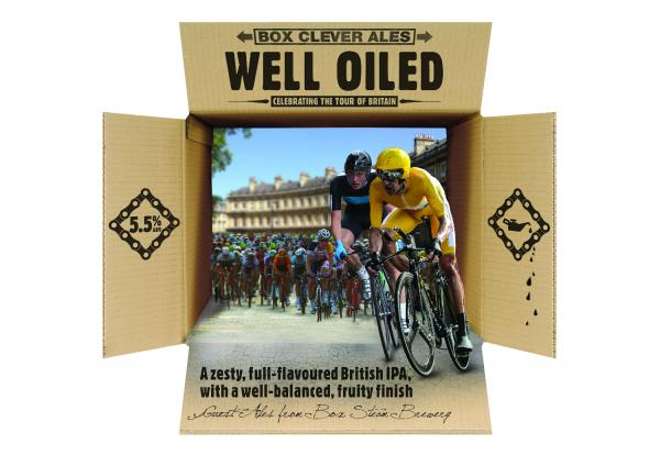 Wiltshire brewery creates tasty beer for Tour of Britain visit