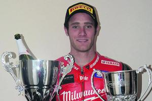 MOTORCYCLING: Tommy revved up by critics