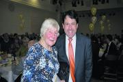 Duncan Hames MP with Baroness Shirley Williams