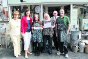 The Cat's Whiskers in Marlborough won its category in MP Claire Perry's best local independent shop awards