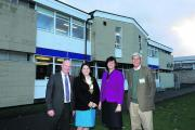 Devizes School solar panel project fired up