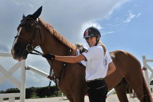 EQUESTRIAN: Jessica eyes Derby repeat