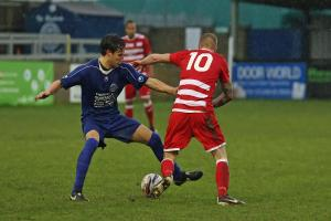 TOOLSTATION LEAGUE FIRST DIVISION: Game of two halves as rivals draw