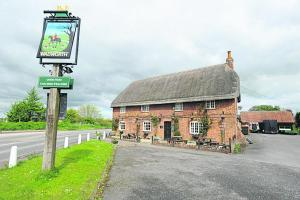 Lunch review: Fox and Hounds, Nursteed Road, Devizes. Tel: 01380 723789.