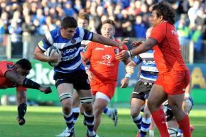RUGBY: Ewels and Dunn extend Bath contracts