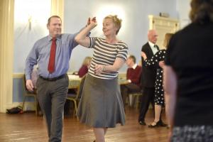 Picture Gallery- Devizes Fairtrade tea dance