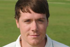 CRICKET: Wiltshire hold useful lead