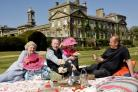 Bowood House provides the ideal setting for the festival