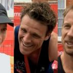 The Wiltshire Gazette and Herald: Watch James Cracknell, Jenson Button and Christy Turlington Burns speak about their London Marathon experience