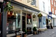 Eating Out. The Bistro, Devizes.Siobhan Boyle (SMB538/1). (25860586)
