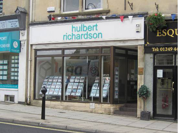 The Wiltshire Gazette and Herald: Hulbert & Richardson Image