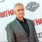 The Wiltshire Gazette and Herald: Michael Douglas is planning something special for his 15th wedding anniversary