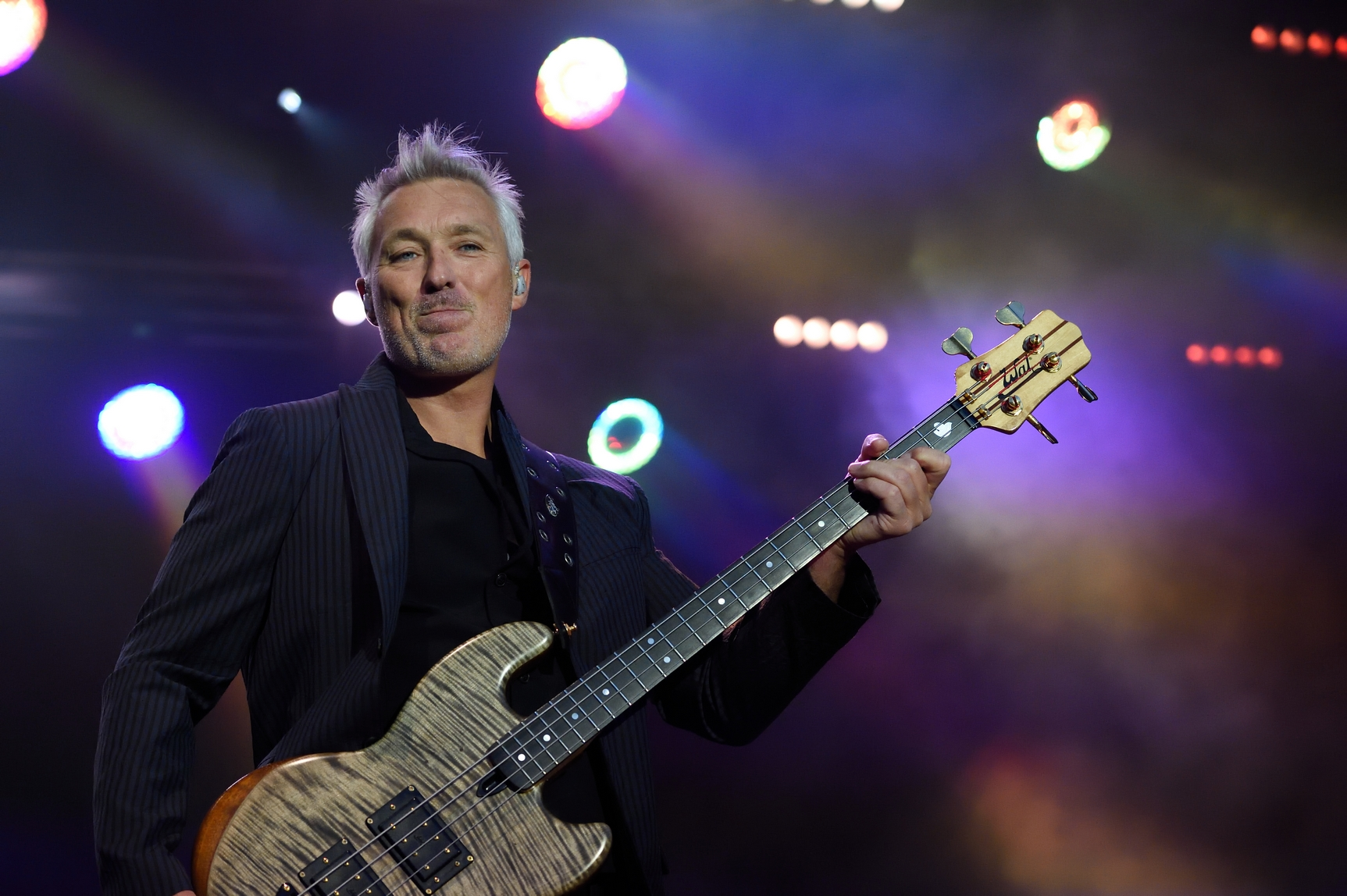 Martin Kemp at Westonbirt Arboretum. Picture by Peter Dewhirst